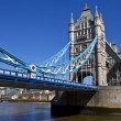Tower Bridge in London — Stock Photo #24900763