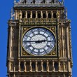 Big Ben Clock Face in London — Stock Photo
