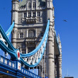 Stock Photo: Tower Bridge in London