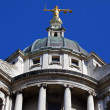 Stock Photo: Old Bailey in London