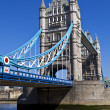 Tower Bridge in London — Stock Photo #24901795
