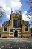 St. John's Church Hyde Park in London — Stock Photo