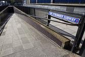 Joe Strummer Subway in Paddington, London — Stock Photo