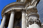 St. Paul's Cathedral Exterior Detail — Stock Photo