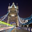 Tower Bridge at Night — Stock Photo #25618691