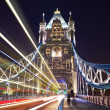 Tower Bridge at Night — Stock Photo #25618705