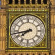 Big Ben (Houses of Parliament) Close-up — Stock Photo