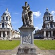 Royal Naval College in Greenwich, London — Stock Photo #26008601