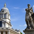 Royal Naval College in Greenwich, London — Stock Photo #26008609
