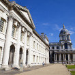 Royal Naval College in Greenwich, London — Stock Photo #26008663