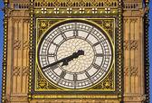 Big Ben (Houses of Parliament) Clock Face — Stock Photo