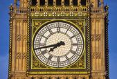 Big Ben (Houses of Parliament) Close-up — Stock Photo