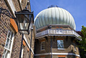 Royal Observatory in Greenwich, London — Stock Photo