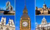 London Sightseeing — Stock Photo