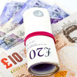 Stockfoto: British Money