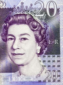 Twenty Pound Queen — Stock Photo