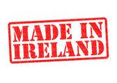 MADE IN IRELAND — Stock Photo