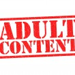 ADULT CONTENT — Stock Photo