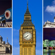 London Landmarks — Stock Photo