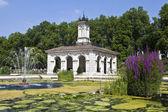 Italian Garden in Kensington Gardens, London — Stock Photo