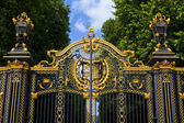 Royal Canada Gates to Green Park — Stock Photo