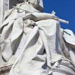 Victoria Memorial in London — Stock Photo
