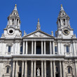 St. Paul's Cathedral in London — Stock Photo