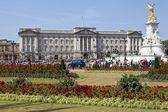Mémorial de palais et victoria buckingham — Photo