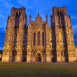 Wells Cathedral in Somerset — Stock Photo