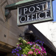 Stock Photo: Old Fashioned Post Office