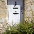 Quaint Village Doorway — Stock Photo