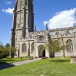 St John's Church in Glastonbury — Stock Photo