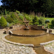Chalice Well Gardens in Glastonbury — Stock Photo #29808247