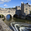 Pulteney Bridge and Weir in Bath — Stock Photo #29808287