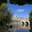 Pulteney Bridge and River Avon — Stock Photo #29808393