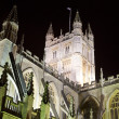 Bath Abbey at Night — Stock Photo #29808443