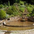 VesicPool in Chalice Well Gardens — Stock Photo #29808475