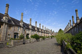 Vicars' Close in Wells — Stock Photo