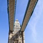 Tower Bridge in London — Stock Photo #31050465