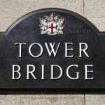 Tower Bridge in London — Stock Photo #31050481