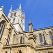 Stock Photo: Southwark Cathedral in London