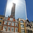 "The ""Walkie Talkie"" Building on Fenchurch Street in London. — Stock Photo"