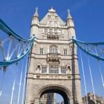 Tower Bridge in London — Stock Photo #31050693