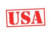 Usa-stempel — Stockfoto