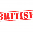 Stock Photo: BRITISH