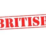 BRITISH — Stock Photo