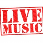 Постер, плакат: LIVE MUSIC