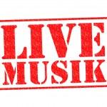 Постер, плакат: LIVE MUSIK