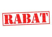 RABAT — Stock Photo