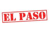 EL PASO — Stock Photo